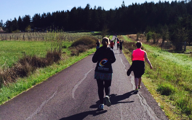 Run Momma Run: Winery Brunch/Run Experience