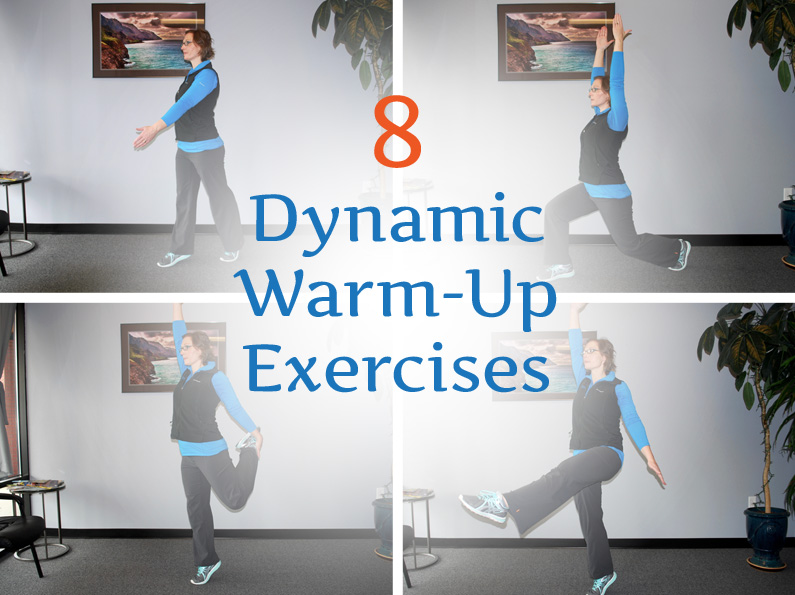 8 Dynamic Warm-Up Exercises