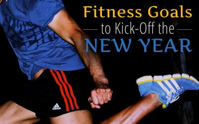 Fitness Goals to Kick-Off the New Year