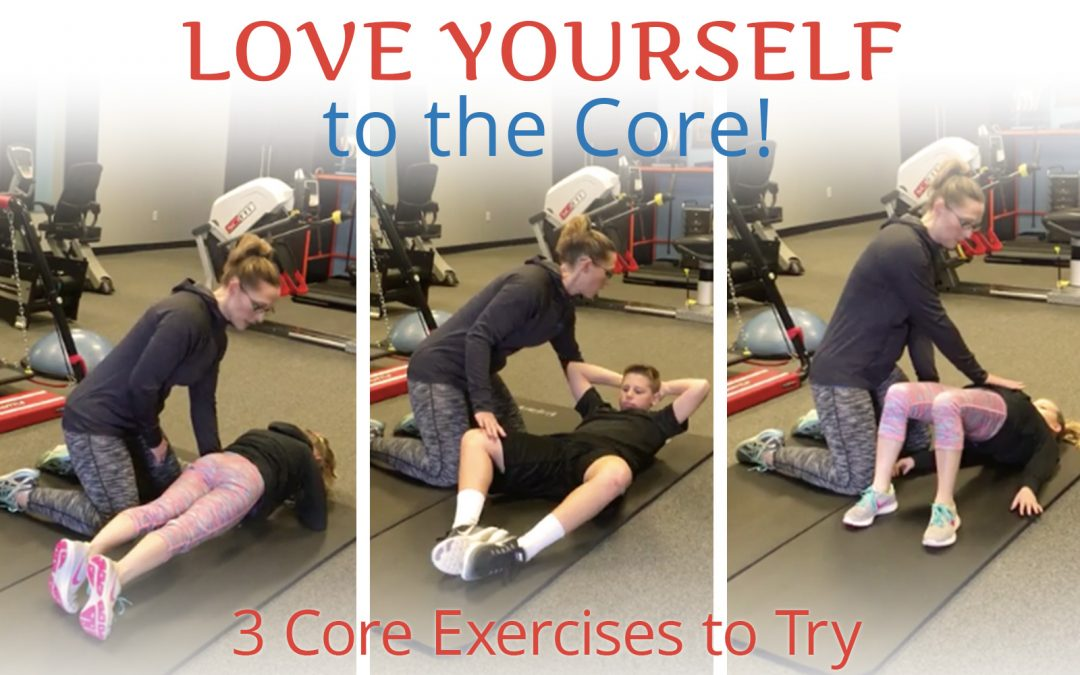 Love Yourself to the Core!