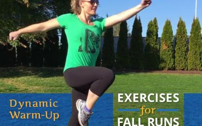 Dynamic Warm-Up for Fall Runs