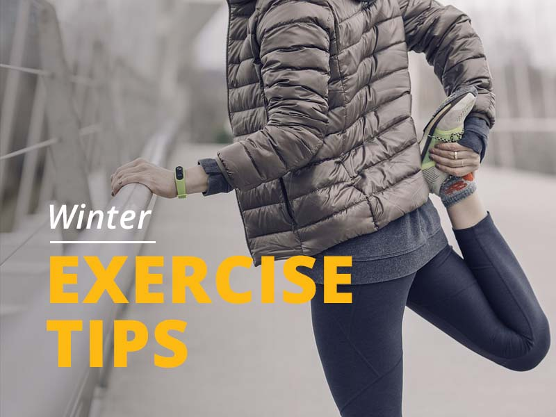 Winter Exercise Tips: Benefits & How to Stay Safe